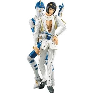 "Bruno Bucciarati & Stand ""Jojo's Bizzare Adventure: Golden Wind"", Bandai Ichiban Figure"