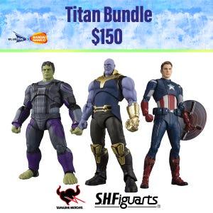 Spring Savings 2021 Titan Bundle