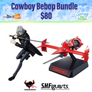 Spring Savings 2021 Cowboy Bebop Bundle