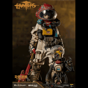 "Dr. BB ""HUNTERS : Day After WWlll"", Blitzway Premium UMS (1/6th Scale Action Figure)"