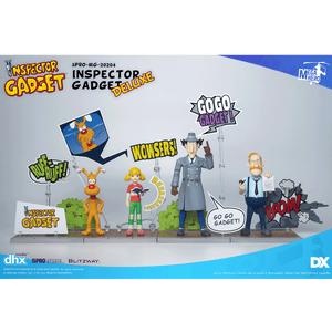 """Inspector Gadget Deluxe Set """"Inspector Gadget"""", 5Pro Studio MEGAHERO Series"""