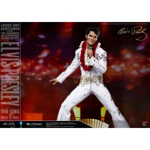 "Elvis Presley ""Elvis Presley"", Blitzway 1/4 Superb Scale Statue"