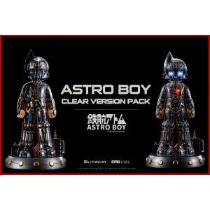 "Astro Boy Clear ver. Pack ""Astro Boy"", Blitzway Superb Anime Statue (Non Scale)"