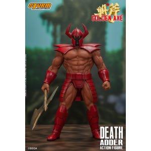 "Death Adder ""Golden Axe"", Storm Collectibles 1/10 Action Figure"