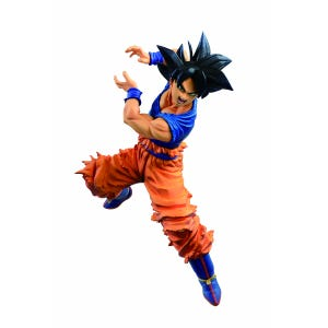 "Son Goku (Ultra Instinct - Dokkan Battle) ""Dragon Ball"", Bandai Ichiban Figure"