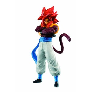 "Super Saiyan 4 Gogeta (Dokkan Battle) ""Dragon Ball"", Bandai Ichiban Figure"