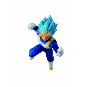 "Super Saiyan God Super Saiyan Vegeta (Dokkan Battle) ""Dragon Ball"", Bandai Ichiban Figure"