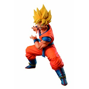 "Our Goku No.1 Super Saiyan Son Goku (Ultimate Variation) ""Dragon Ball"", Bandai Ichiban Figure"