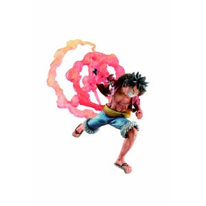 "Luffy (PROFESSIONALS) ""One Piece"", Bandai Ichiban Figure"