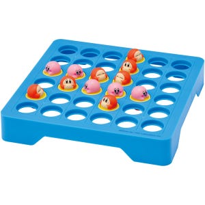 """Kirby: Kirby and Waddle Dee Reversi (Othello) Game """"Kirby"""", Ensky Board Game"""