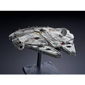 "Millenniuim Falcon (Rise of Skywalker Ver) ""Star Wars"", Bandai Spirits 1/144 Plastic Model"