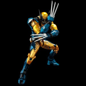 "Wolverine ""Marvel"", Sentinel Fighting Armor"