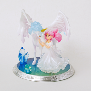 "Chibi-Usa and Helios ""Sailor Moon"", Bandai Figuarts Zero Chouette"