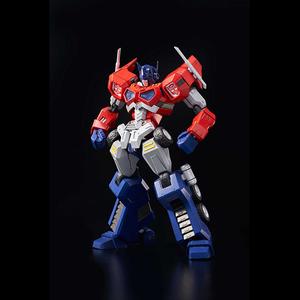 "01 Optimus Prime (Attack Mode) ""Transformers"", Flame Toys Furai Model"