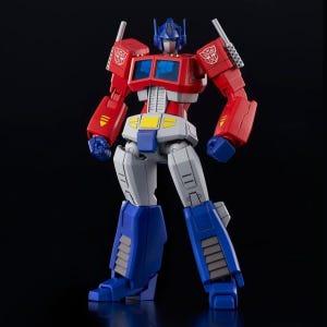 "Optimus Prime (G1 Ver.) ""Transformers"", Flame Toys Furai Model"