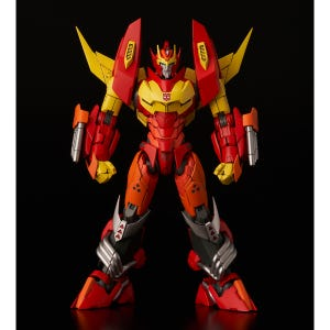 "Rodimus IDW ""Transformers"", Flame Toys Furai Model"