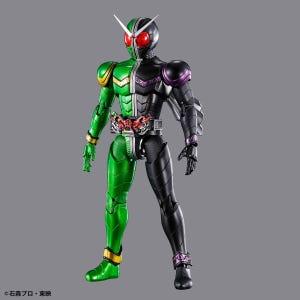 "Kamen Rider Double Cyclone Joker ""Kamen Rider"", Bandai Figure-rise Standard"