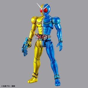 "Kamen Rider Double Luna Trigger ""Kamen Rider"", Bandai Figure-rise Standard"
