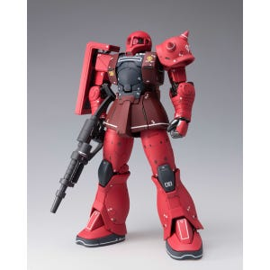 "MS-05S Char Aznable's ZakuⅠ ""Mobile Suit Gundam The Origin"", Bandai Spirits Gundam Fix Figuration Metal Composite"
