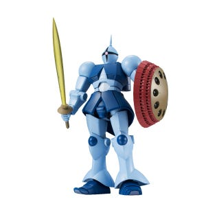 "YMS-15 Gyan Ver. A.N.I.M.E. ""Mobile Suit Gundam"", Bandai Robot Spirits"