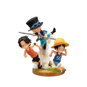"The Bonds of Brothers ""One Piece"", Bandai Ichiban Figure"