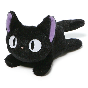 "6.5""Jiji Fluffy Bean Bag Plush ""Kiki's Delivery Service"", Sun Arrow Plush"