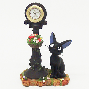 "Jiji's in Town Clock (Diorama Style) ""Kiki's Delivery Service"", Benelic"