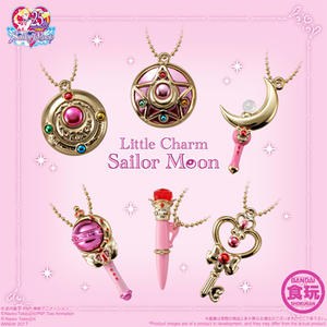 "Sailor Moon Vol. 1 ""Sailor Moon"", Bandai Little Charm"