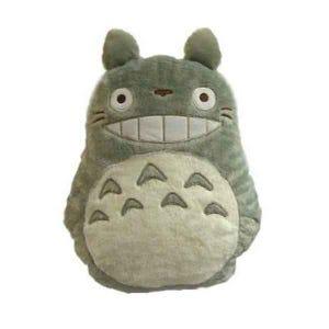 """Big Totoro Die-cut Pillow """"My Neighbor Totoro"""", Marushin Pillow"""