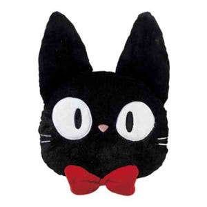 "Jiji Die-cut Pillow ""Kiki's Delivery Service"", Marushin Pillow"