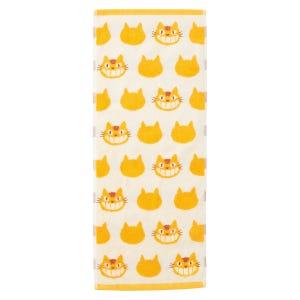 "Catbus - Studio Ghibli Silhouette Series (Face Towel) ""My Neighbor Totoro"", Marushin Silhouette Towel Series"