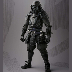Onmitsu Shadow Trooper with Pins