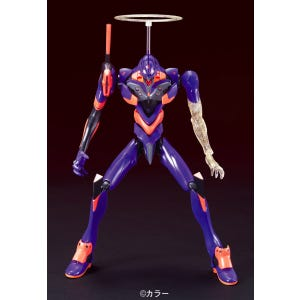 "#03 EVA-01 Test Type (Awakening Ver) ""Rebuild of Evangelion"", Bandai HG Evangelion"
