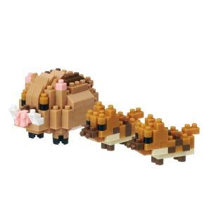 "Pig ""Animals"", Nanoblock Collection Series"