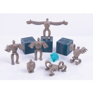 """NOS-31 Castle in the Sky Nosechara Assortment """"Castle in the Sky"""", Ensky Stacking Figure"""