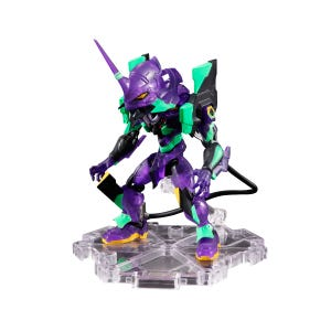 "[EVA UNIT] Evangelion Test Type-01 Night Combat ver. ""Evangelion: 1.0 You are (Not) Alone"", Bandai NXEDGE STYLE"