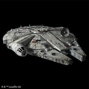 "Millennium Falcon ""Star Wars: A New Hope"", Bandai 1/72 Perfect Grade (PG)"