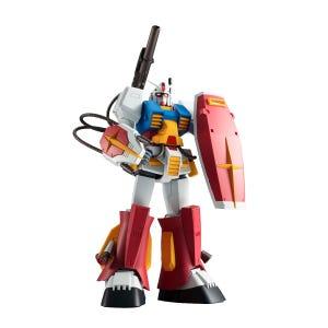 "PF-78-1 Perfect Gundam ver. A.N.I.M.E. ""Plamo Kyoshiro"", Bandai Robot Spirits"