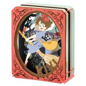 """PT-049 Kiki's Memories of Koriko Paper Theater """"Kiki's Delivery Service"""", Ensky Paper Theater"""