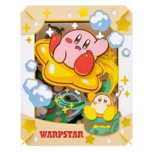 "Kirby WARPSTAR Paper Theater (PT-111 ) ""Kirby"", Ensky Paper Theater"