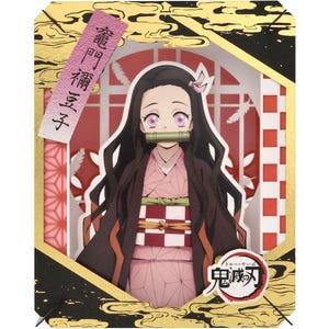 "Nezuko Kamado Paper Theater (PT-217) ""Demon Slayer"", Ensky Paper Theater"