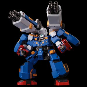"Combine R-2 Powered ""Super Robot Wars"", Sentinel Riobot Transform"