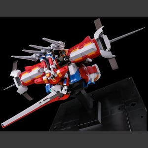 "Combine R-3 Powered ""Super Robot Wars"", Sentinel Riobot Transform"