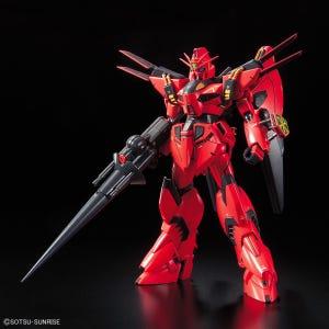 """#12 Vigna-Ghina II """"Gundam F91"""", Bandai RE/100"""