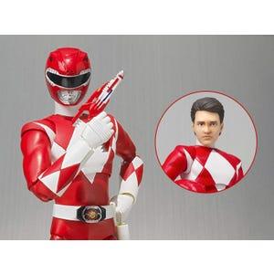 "Red Ranger ""Power Rangers"" 25th Anniversary, Bandai S.H.Figuarts"