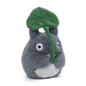 "4.5"" Totoro Leaf Bean Bag Plush ""My Neighbor Totoro"", Sun Arrow Plush"