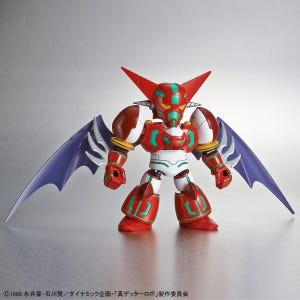 "Shin Getter ""Shin Getter Robo"", Bandai SDCS"