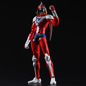 "Polimar Fighter Gear Ver. ""Infini-T Force"", SEN-TI-NEL Tatsunoko Heroes Fighting Gear"