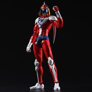 "Polimar Fighter Gear Ver. ""Infini-T Force"", SEN-TI-NEL Tatsunoko Heroes Fighting Gear"