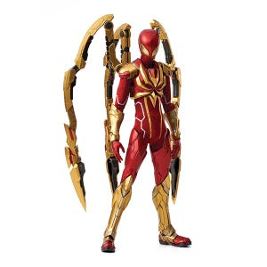 "1/6 Iron Spider ""Marvel Comics"", SEN-TI-NEL RE:EDIT"